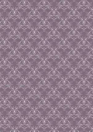 RBC112 Basic Collection A4 200gr Vintage Lilac Swirls