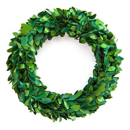 CEGI-003 CRAFT GARLAND, 3 M BOXWOOD