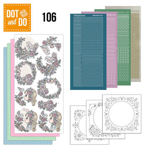 DODO106 Dot and Do 106 - I love you