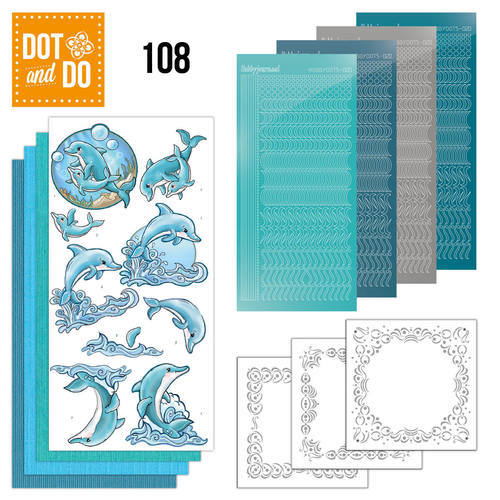 DODO108 Dot and Do 108 - Dolphins