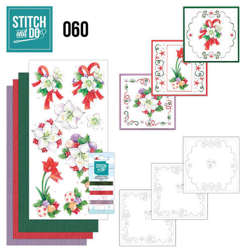 STDO060 Stitch and Do 60 - Christmas Classics