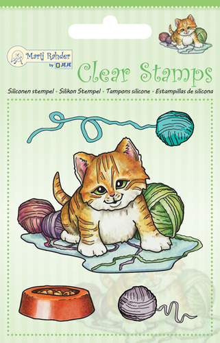 9.0042 MRJ Clear Stamps Cat