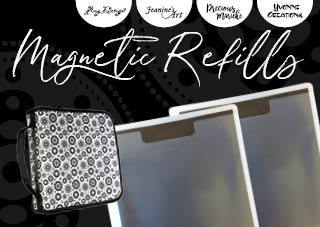 HJMR01 Refill Magnetic Sheets