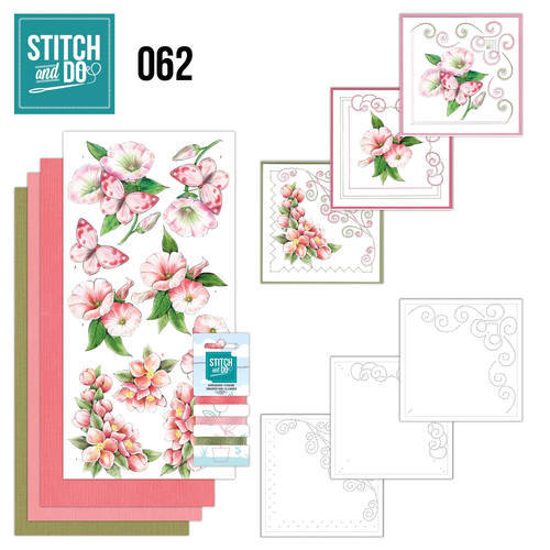 STDO062 Stitch and Do 62 - Condoleance
