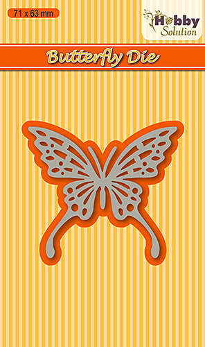 HSDJ005 Hobby Solutions Die Cut Butterfly-2
