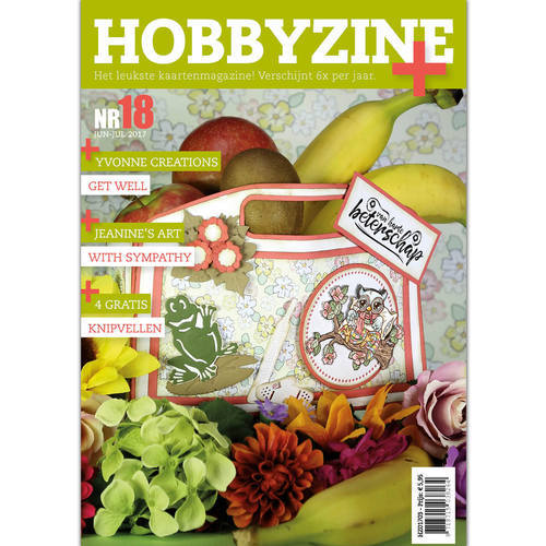 HZ01703 Hobbyzine Plus 18