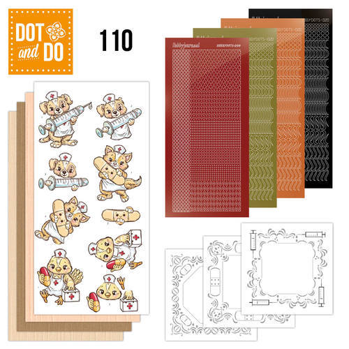 DODO110 Dot and Do 110 - Beterschap