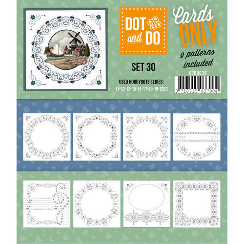 CODO030 Dot & Do - Cards Only - Set 30