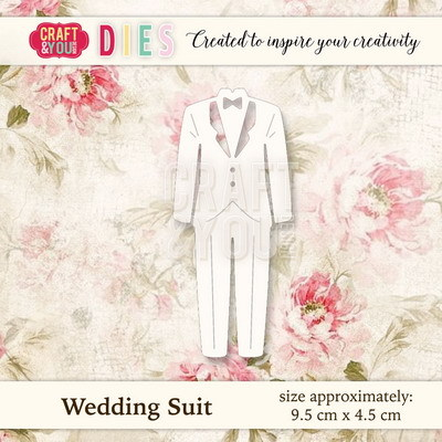CW022 Die Wedding Suit - 9