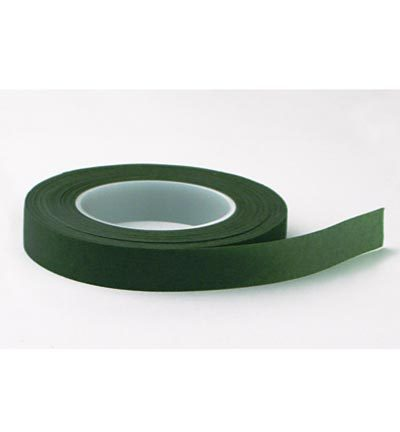 12273-7301 Floral Tape. Green. 12mm x 30 yds. 1 pce