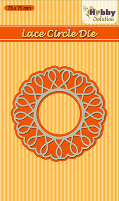 HSDJ008 Hobby Solutions Die Cut Lace circle