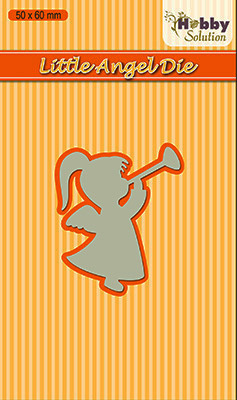 HSDJ010 Hobby Solutions Die Cut Little Angel