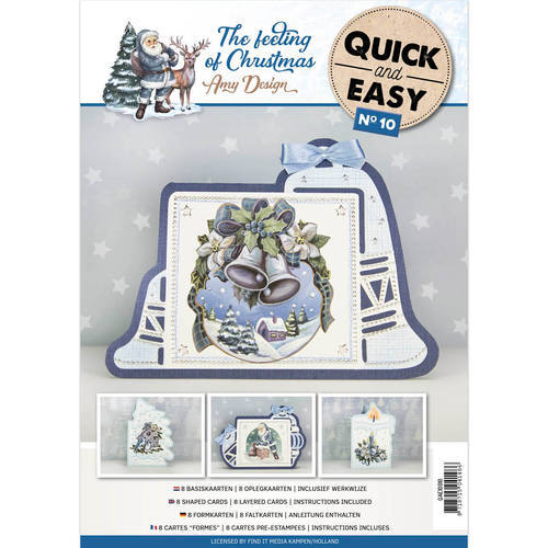 QAE10010 Quick and Easy 10 - The feeling of Christmas