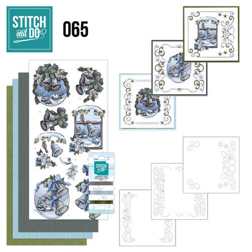 STDO065 Stitch and Do 65 - The feeling of christmas