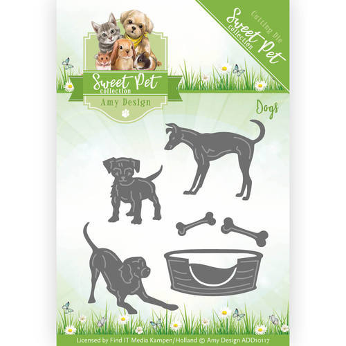 ADD10117 Die - Amy Design - Pets - Dogs