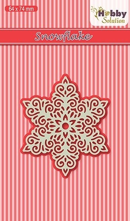 HSDJ016 Hobby Solutions Lace Dies snowflake