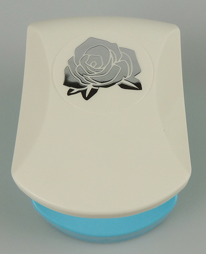 EBPL005 Embossing punch medium Rose flower