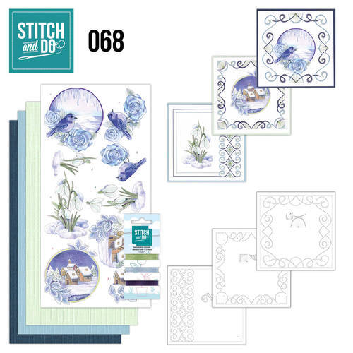STDO068 Stitch and Do - Winter Classics