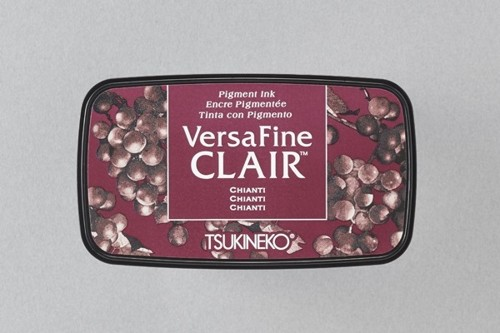 VF-CLA-151 Versafine ink pad Dark Chianti