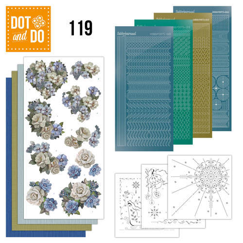 DODO119 Dot and Do 119 Amy Design - Vintage winter