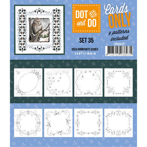 CODO035 Dot & Do - Cards Only - Set 35