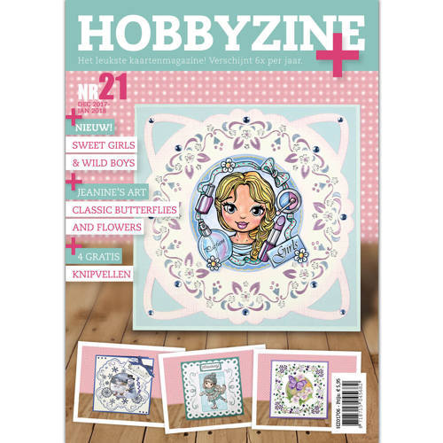 HZ01706 Hobbyzine Plus 21