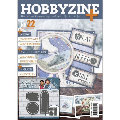 HZ01801 Hobbyzine Plus 22