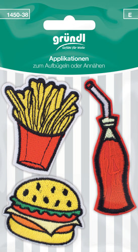 1450-38 ## (E) Applicatie Hamburger+Frites+Cola