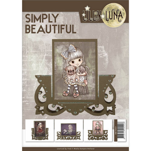SBC10001 Simply Beautiful Lilly Luna
