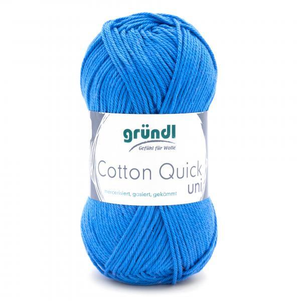 865-126 Cotton Quick Uni 10x50 gram middenblauw