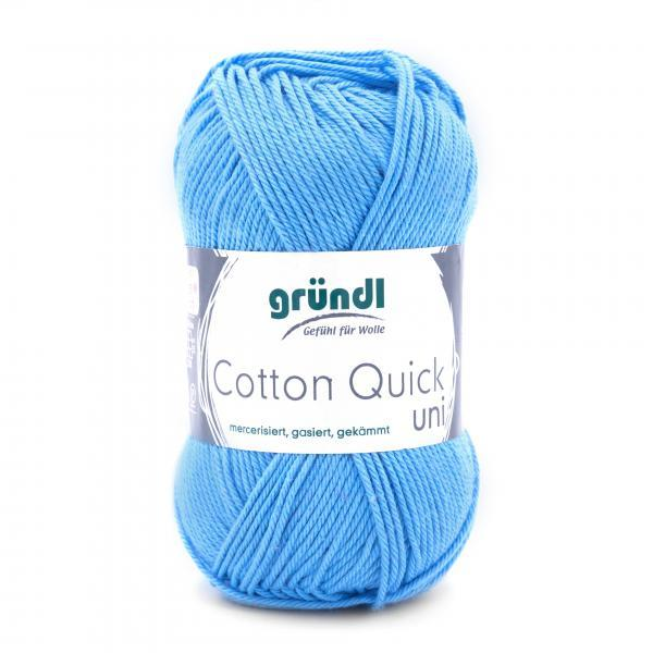 865-127 Cotton Quick Uni 10x50 gram lichtblauw