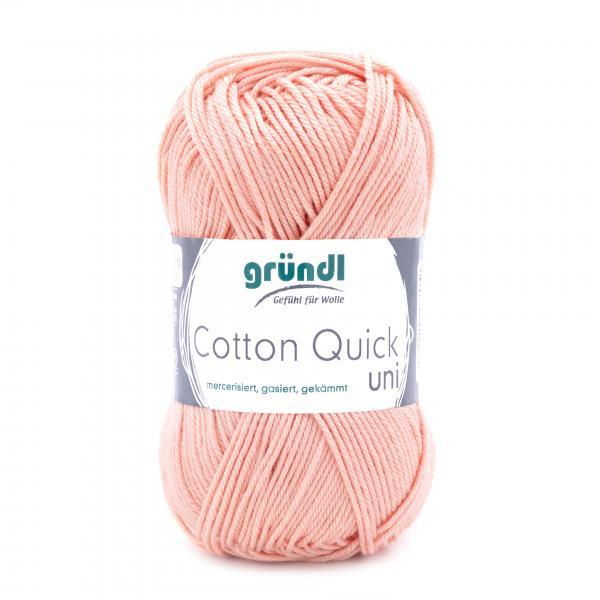 865-134 Cotton Quick Uni 10x50 gram abrikoos