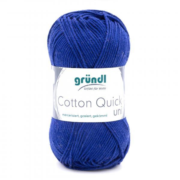 865-135 Cotton Quick Uni 10x50 gram marine