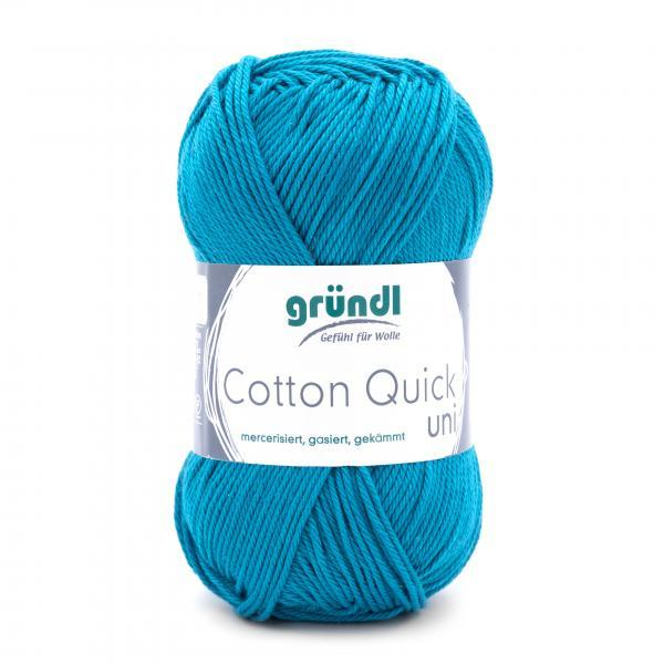 865-143 Cotton Quick Uni 10x50 gram petrol