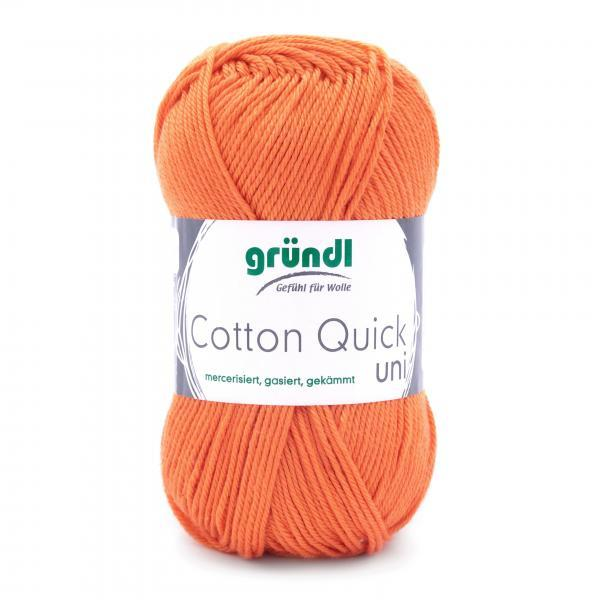 865-146 Cotton Quick Uni 10x50 gram oranje