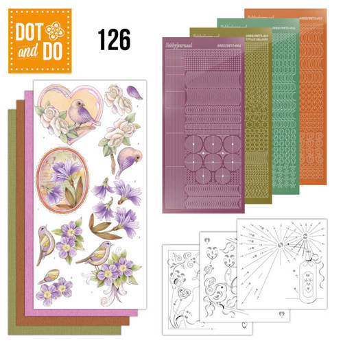 DODO126 Dot and Do 126 - Vintage Flowers