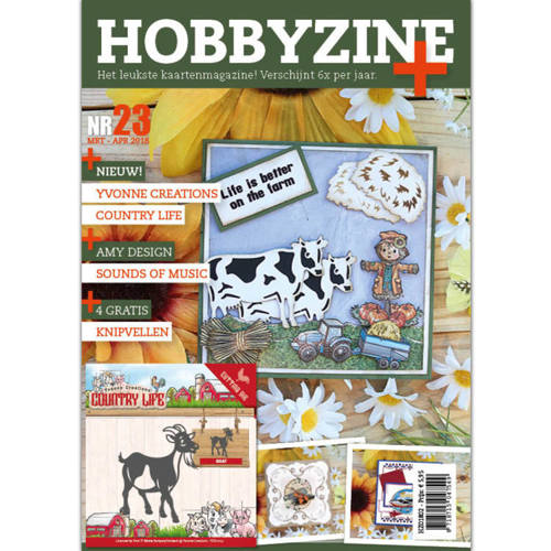HZ01802 Hobbyzine Plus 23