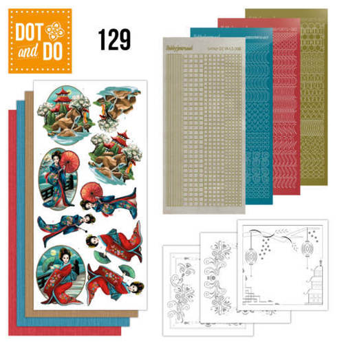 DODO129 Dot and Do 129 - Amy Design - Oriental