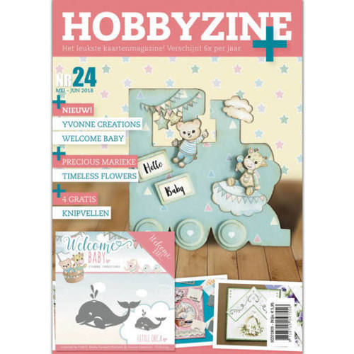 HZ01803 Hobbyzine Plus 24
