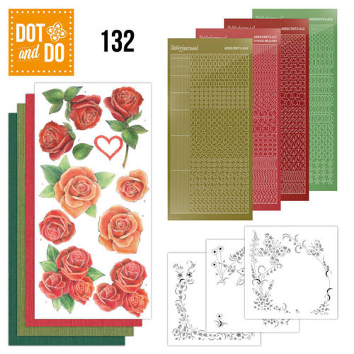 DODO132 Dot and Do 132 - Roses