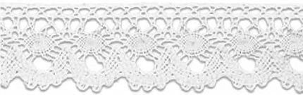 SL-229/White Cotton Lace 20mtr