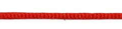 SR1701 Satijnkoord 3mm 20mtr SF-250 red