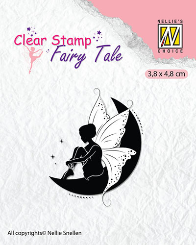FTCS012 Clear Stamps Fairy Tale Fary Tales: fairy tale-10