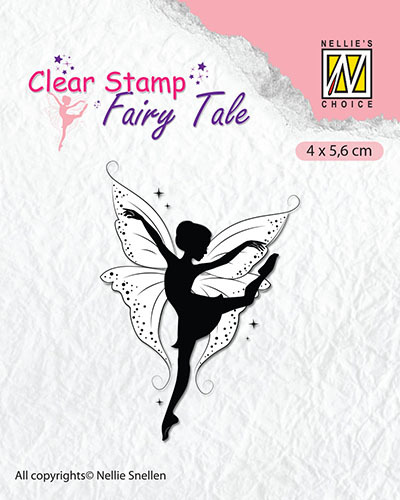 FTCS013 Clear Stamps Fairy Tale Fary Tales: fairy tale-11