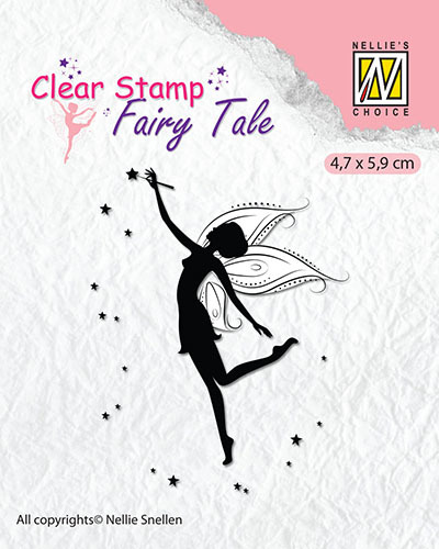 FTCS014 Clear Stamps Fairy Tale Fary Tales: fairy tale-12