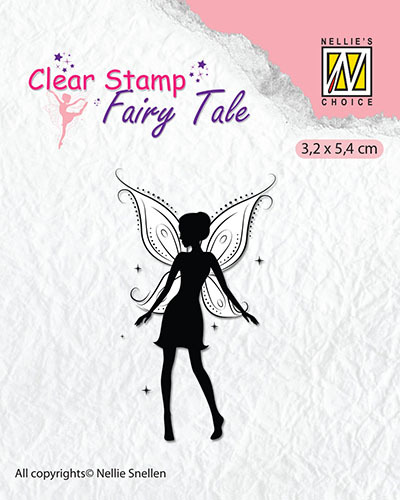 FTCS015 Clear Stamps Fairy Tale Fary Tales: fairy tale-13