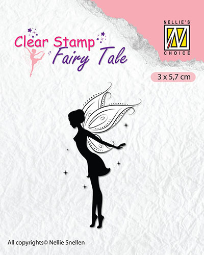 FTCS016 Clear Stamps Fairy Tale Fary Tales: fairy tale-14
