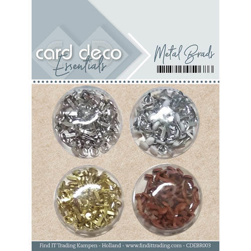 CDEBR003 Card Deco Essentials - Metal Brads
