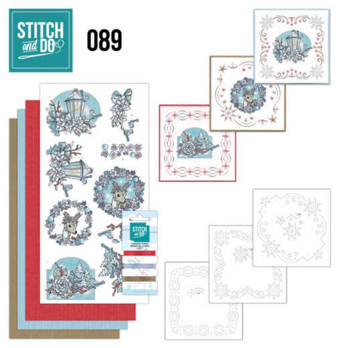 STDO089 Stitch and Do 89 - Christmas Dreams