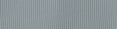 SR1402/25 PG012 Grosgrain Ribbons 25mm 20mtr silver grey